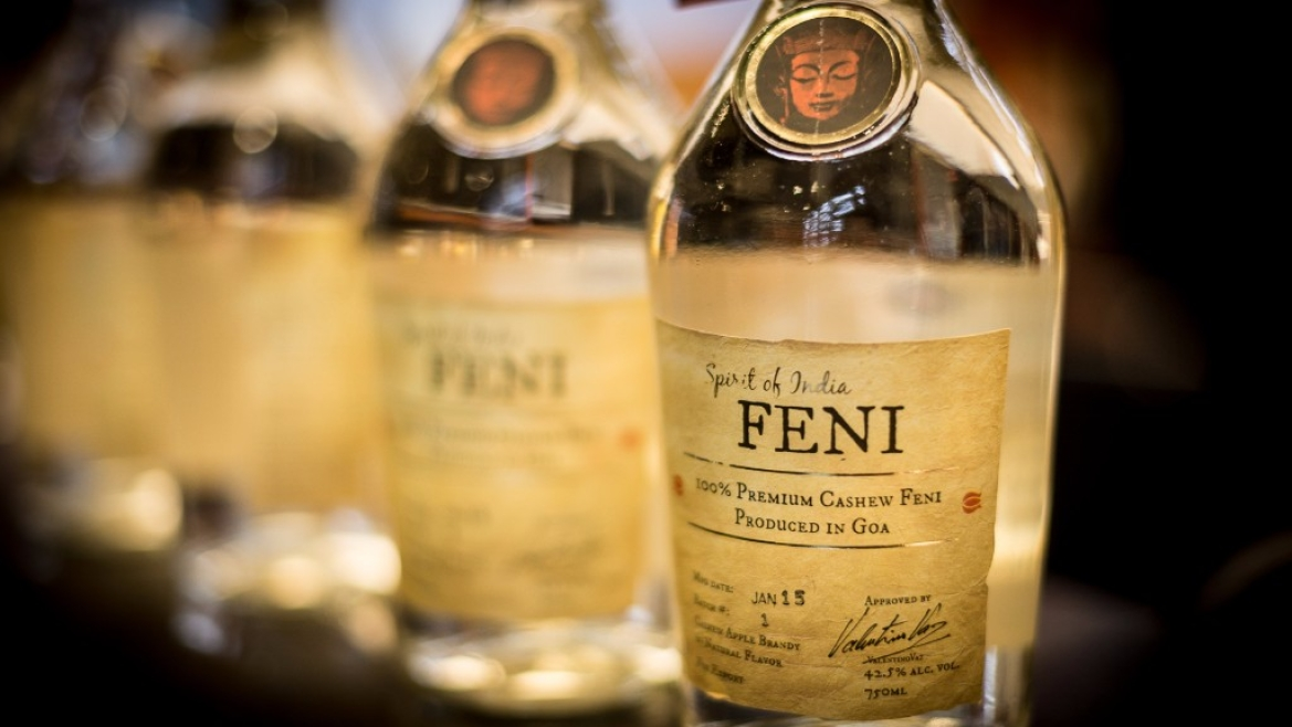 <i>Feni</i> is a unique drink native to Goa
