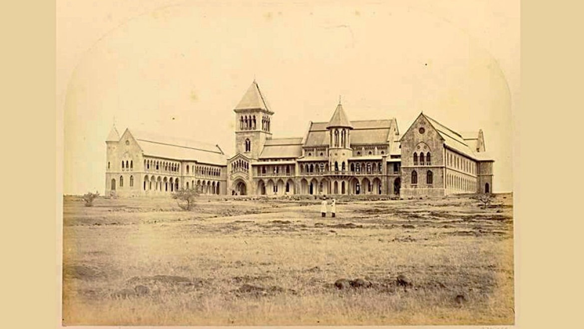 Deccan College in 19th century