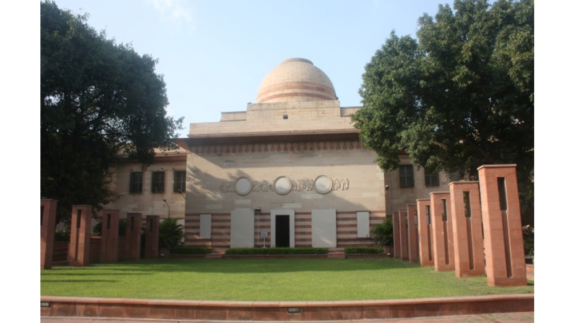Jaipur House converted into National Gallery of Modern Art