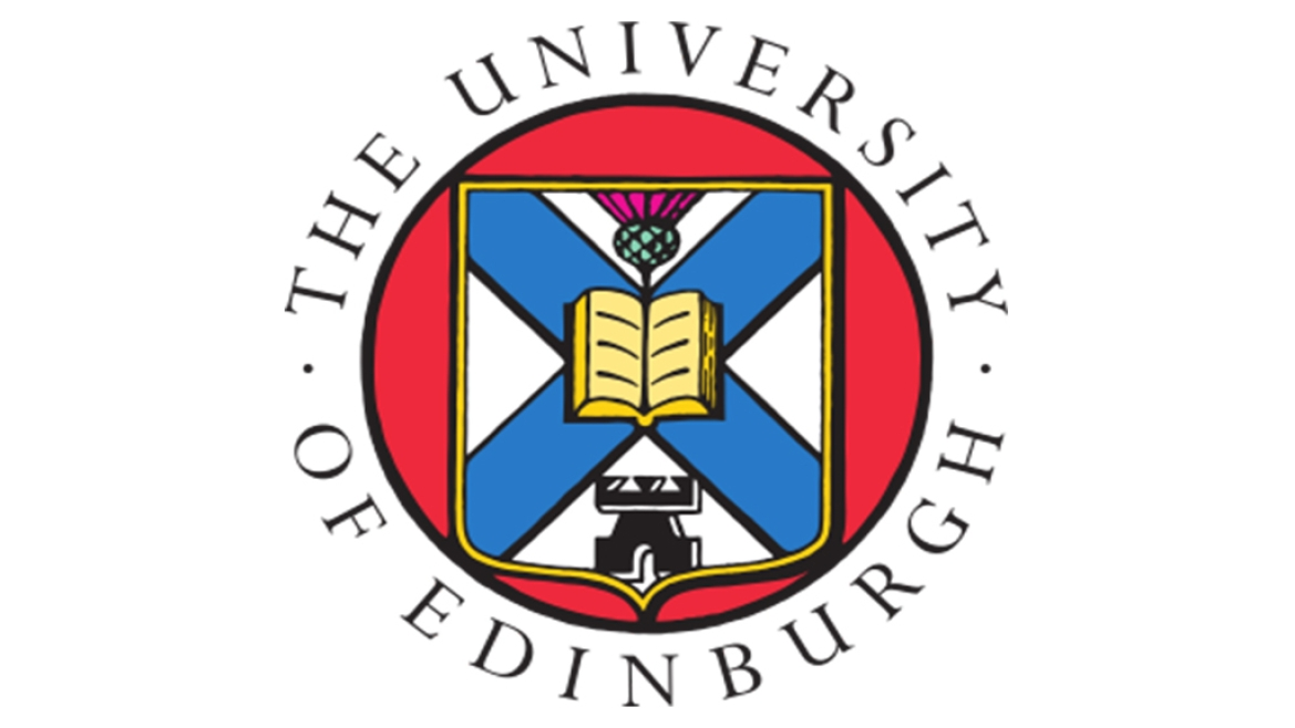 Official logo of the University of Edinburgh
