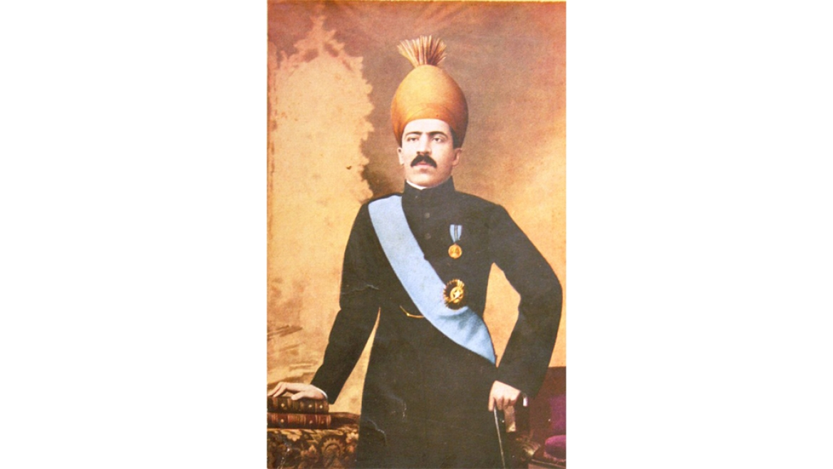 Nawab Sir Mir Osman Ali Khan Saheb, seventh Nizam of Hyderabad and Berar