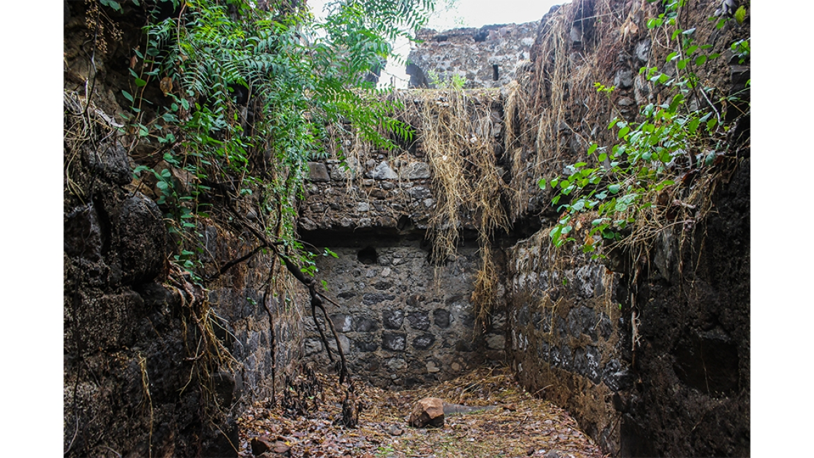 Belapur Fort was once a strategically important fort