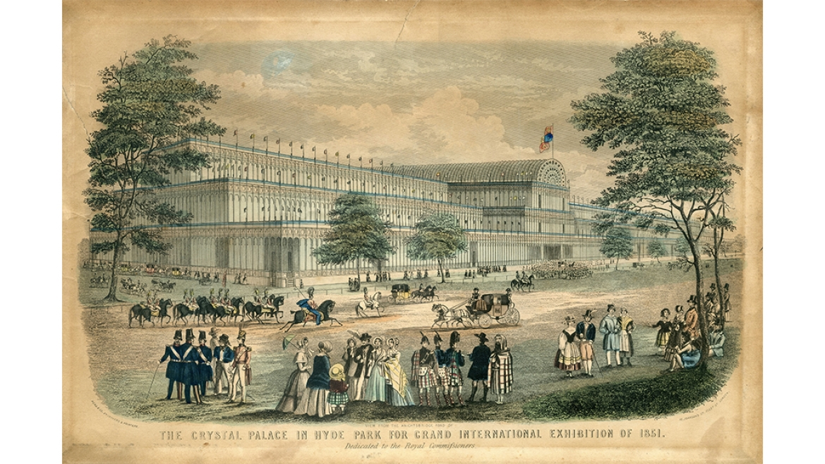 Grand International Exhibition of 1851 in London, which made Bombay Blackwood famous