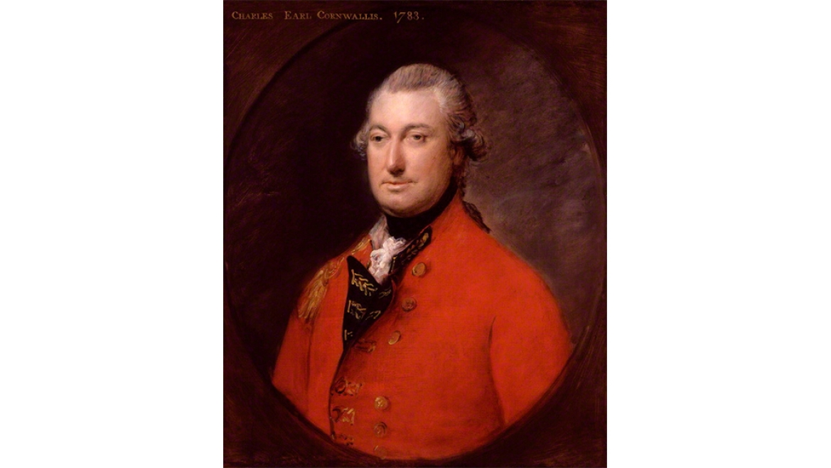 Lord Cornawallis who introduced the Permanent Settlement in 1793 CE