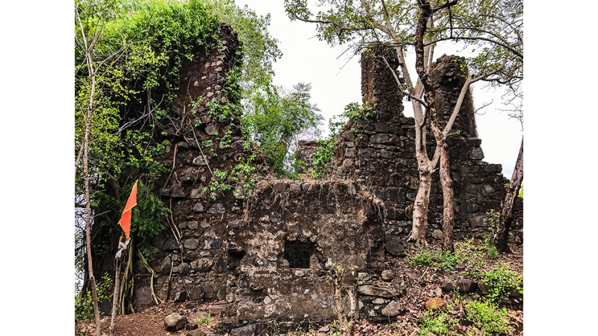 Ruins of the Belapur Fort