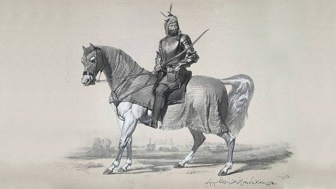 Gorgin Khan – Armenain General of Nawab Sirajuddaula of Bengal.