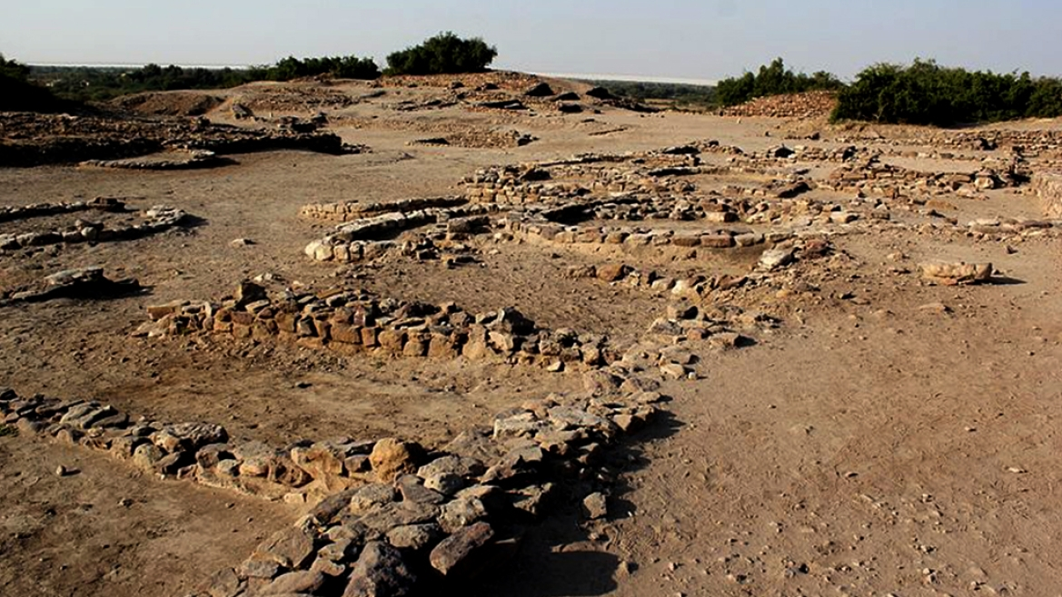 Excavations at Dholavira