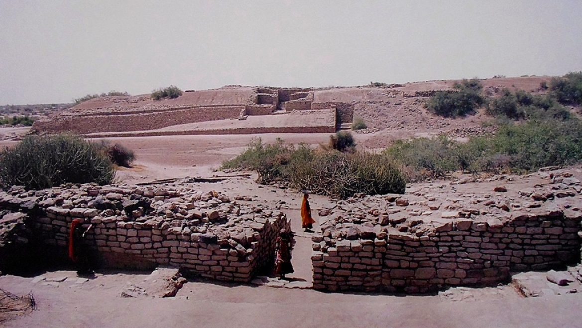 Harappan city of Dholavira