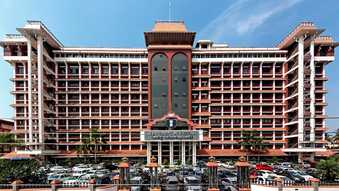 Kerala High Court established in 1956