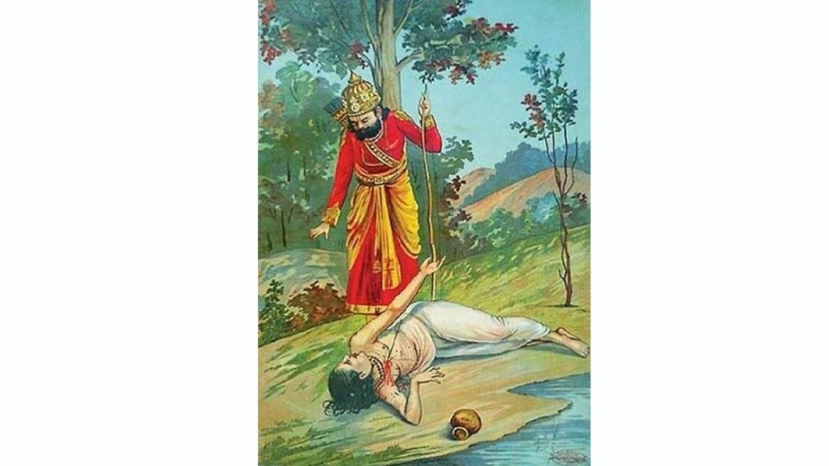 King Dashrath's hunting of Shravan