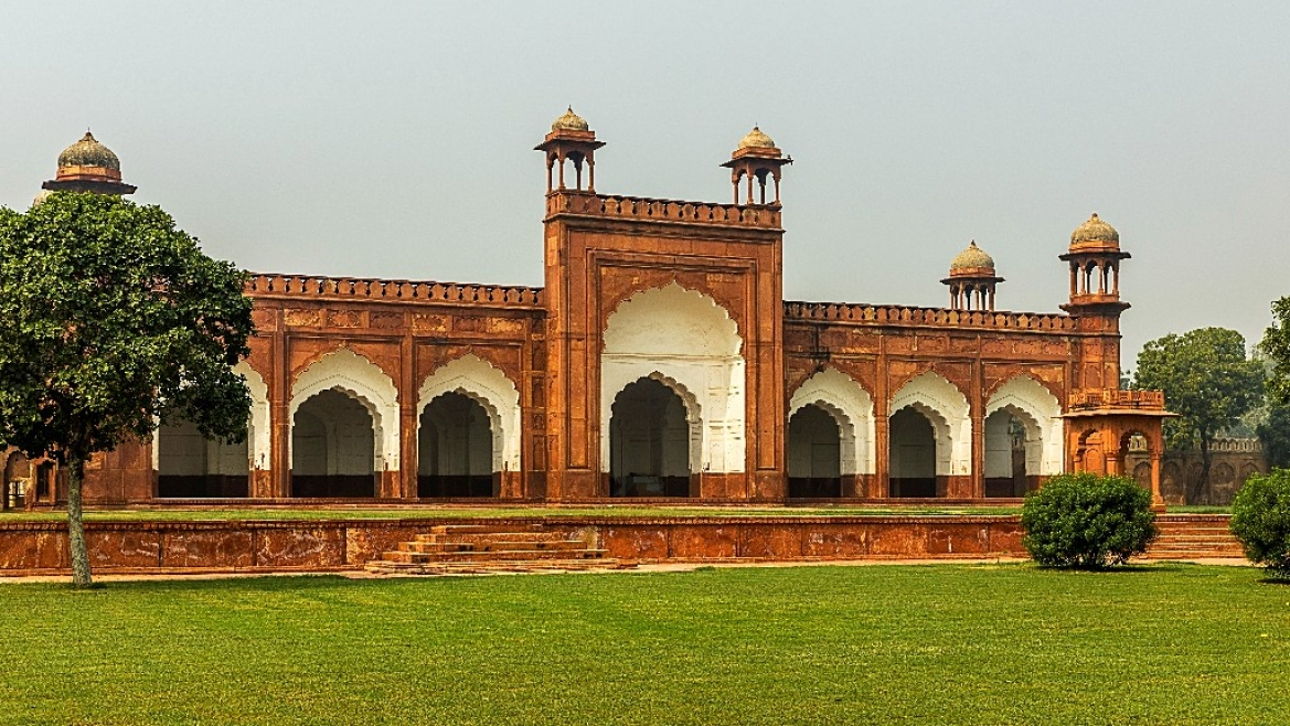 The great Idgah of Agra
