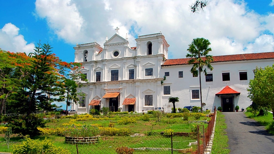 The Seminary at Rachol, Goa