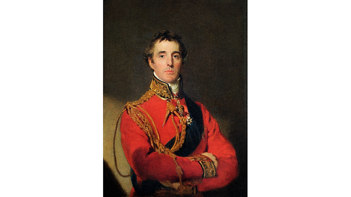 Duke of Wellington, Sir Arthur Wellesley