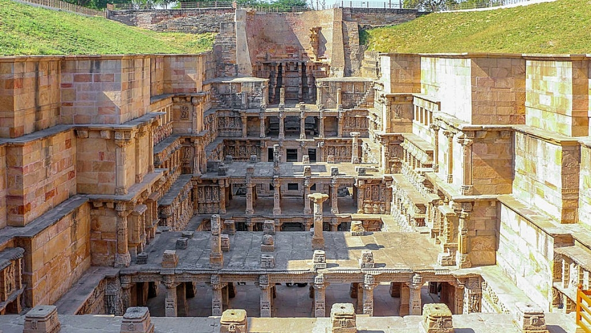 The Queen's step well (Rani ki Vav) at Patan
