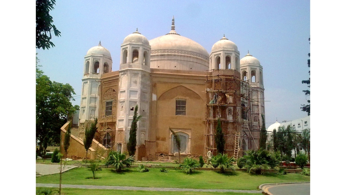 Tomb of Anarkali at Lahore