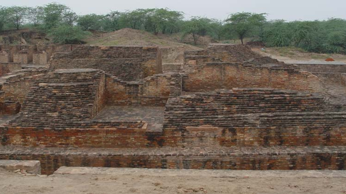 Archaeological mounds of Agroha