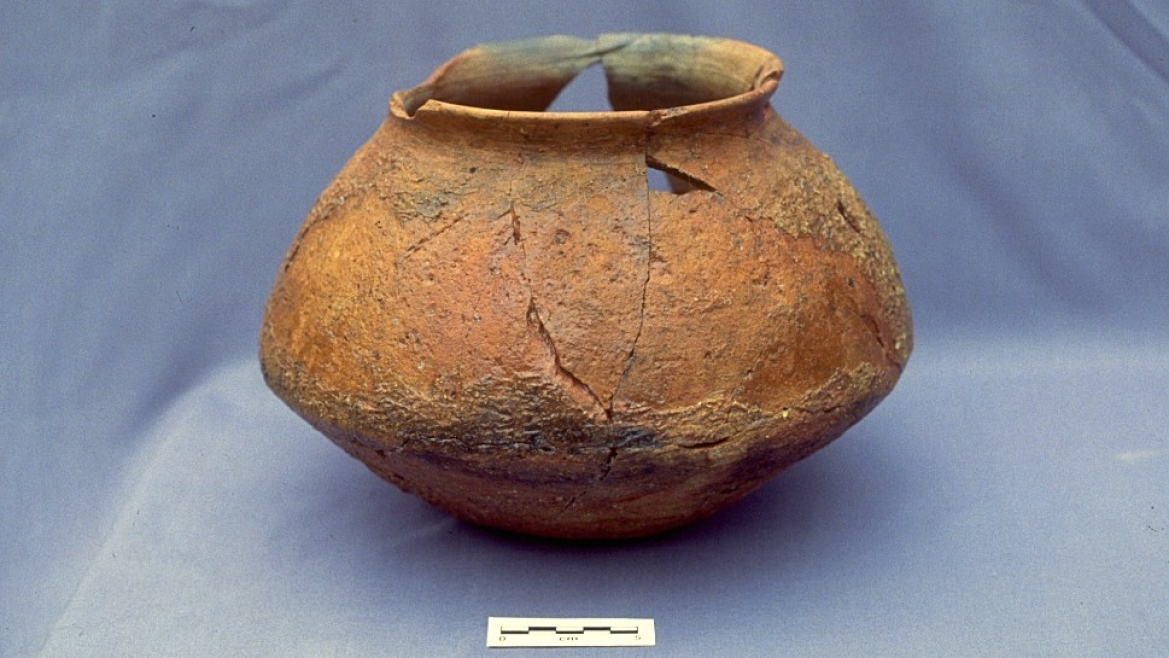 Cooking pot from Indus Valley Civilization
