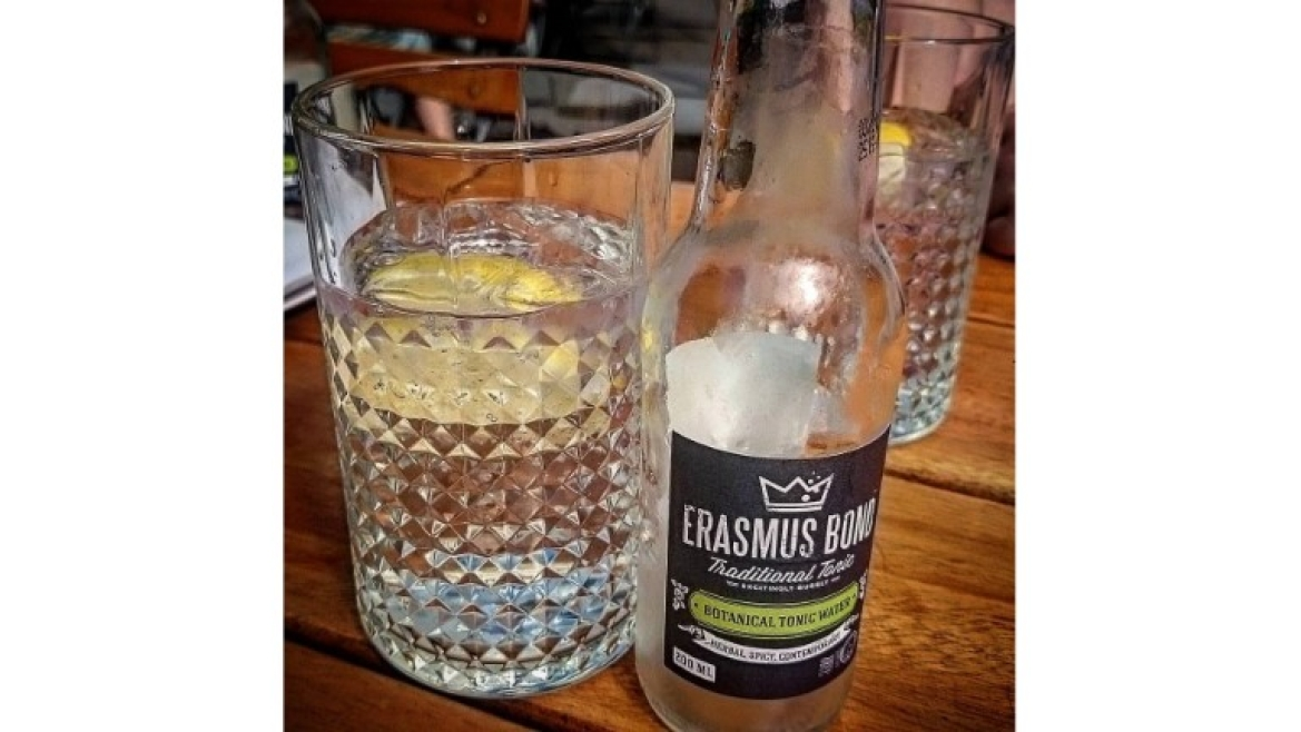 Erasmus Bond Tonic Water
