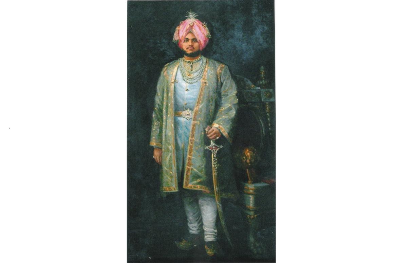 Maharaja Jagatjit Singh