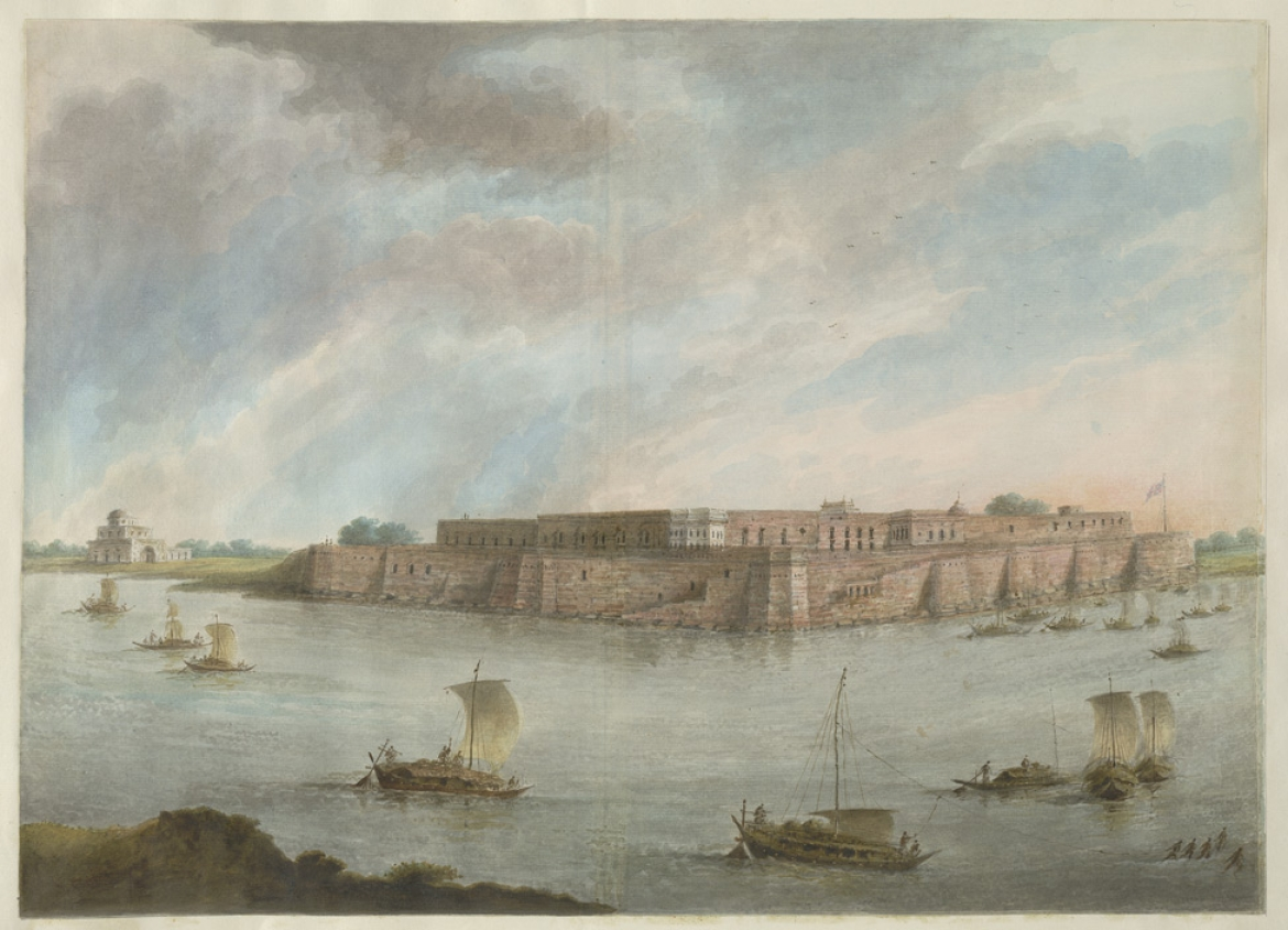 The strategic importance of the fort