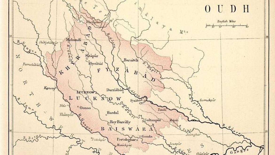 The Kingdom of Oudh (Awadh)