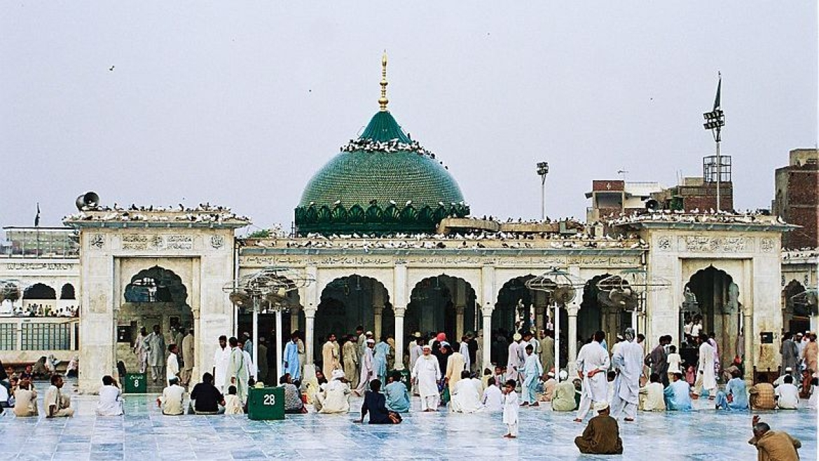 The Shrine of Data Durbar