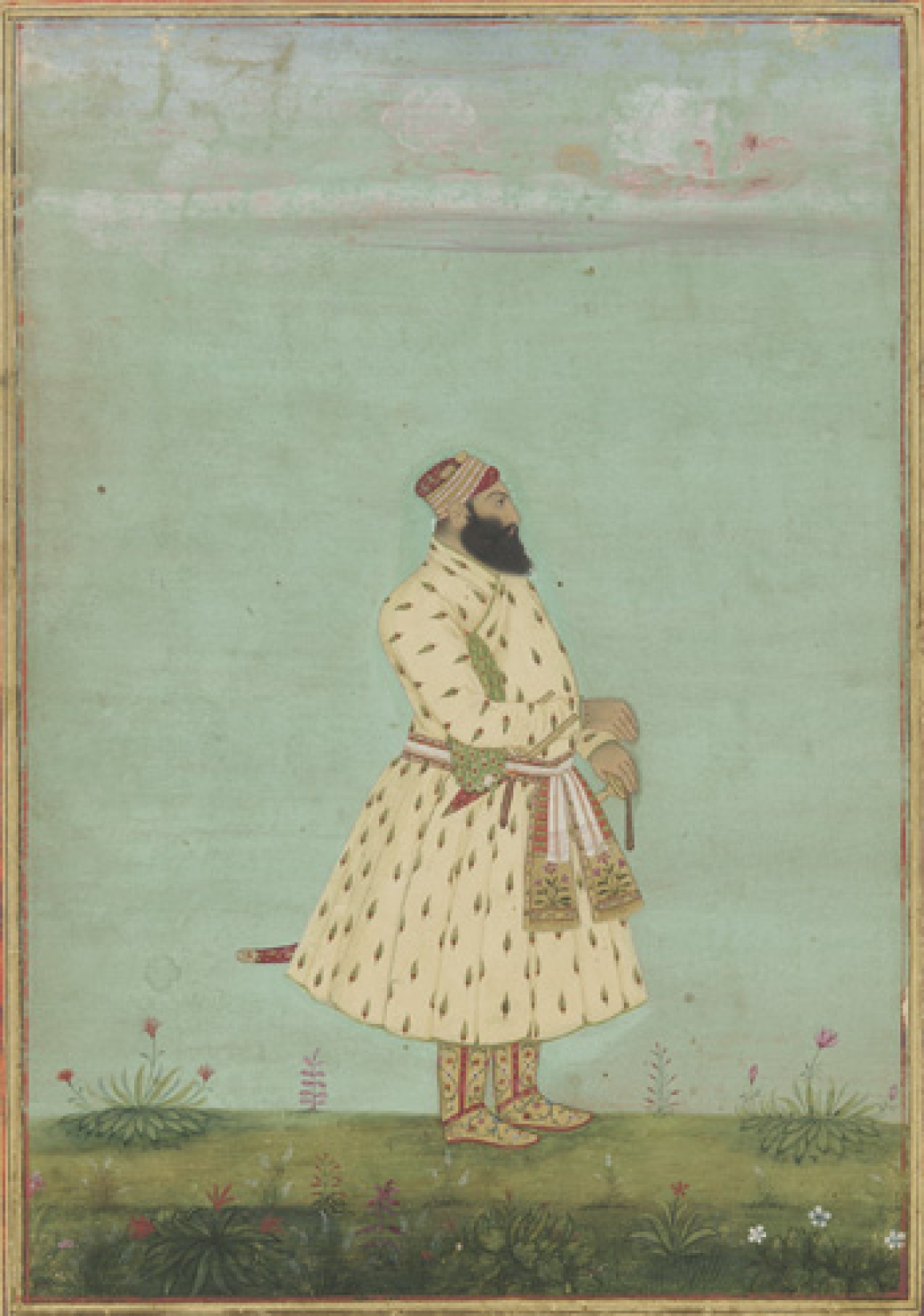 Safdarjung, the second Nawab of Awadh