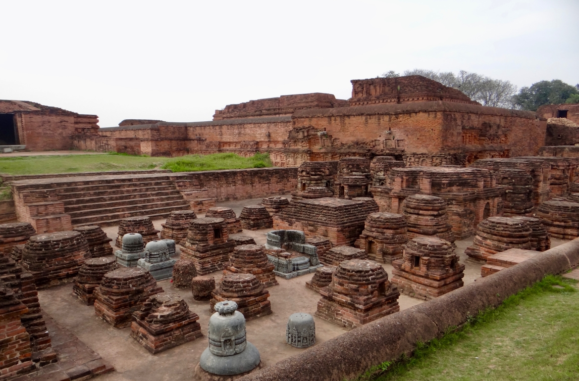 Mounds of Nalanda