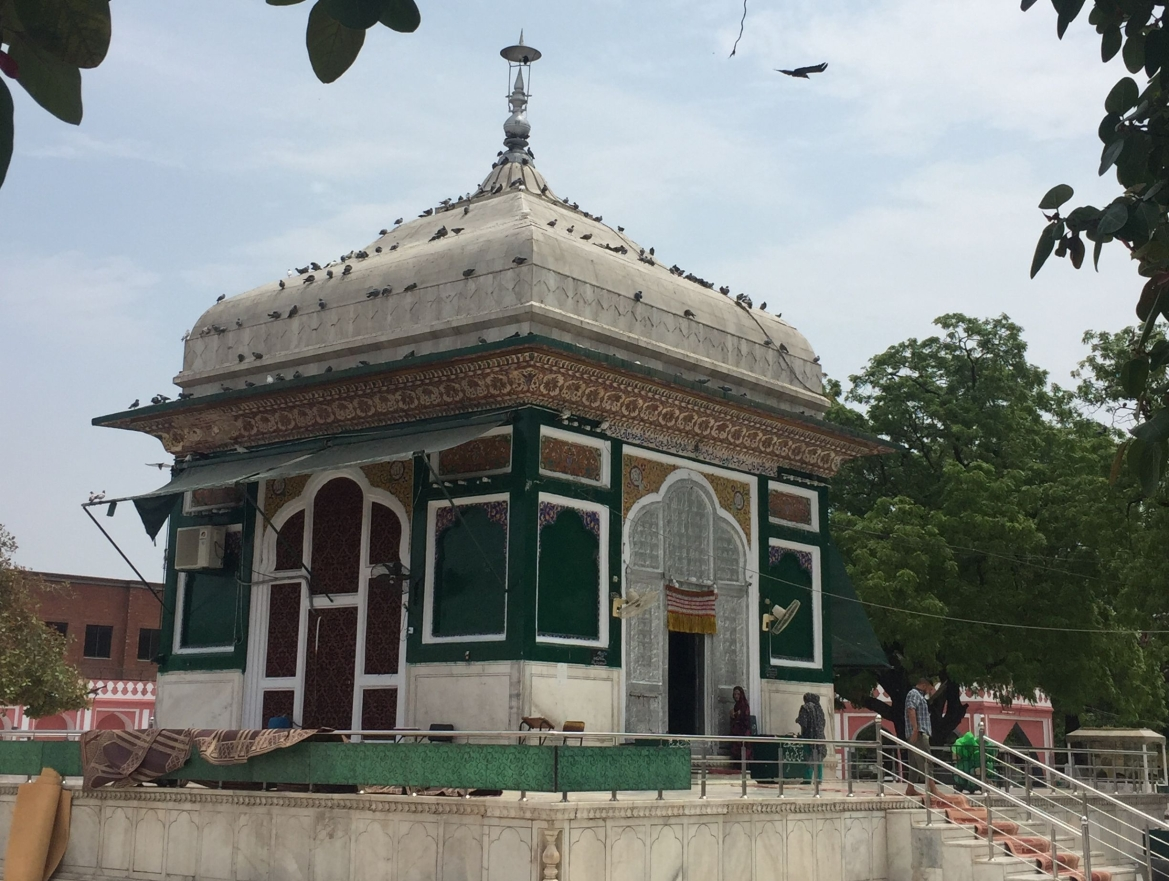 The mausoleum of Mian Meer