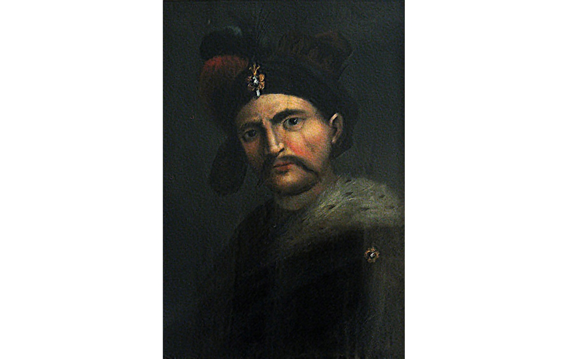 Portrait of Shah Abbas of Persia