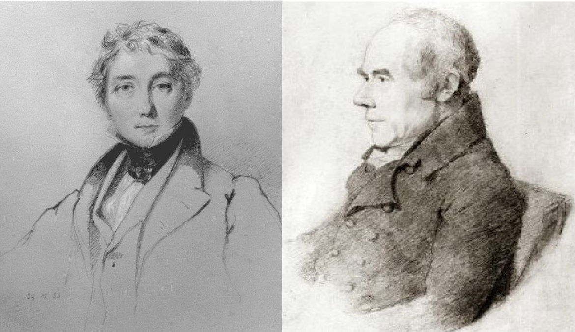 James Fraser and Thomas Daniell