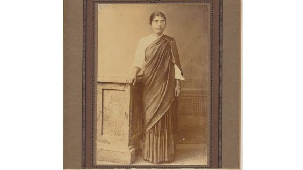 Muthulakshmi, the medical student
