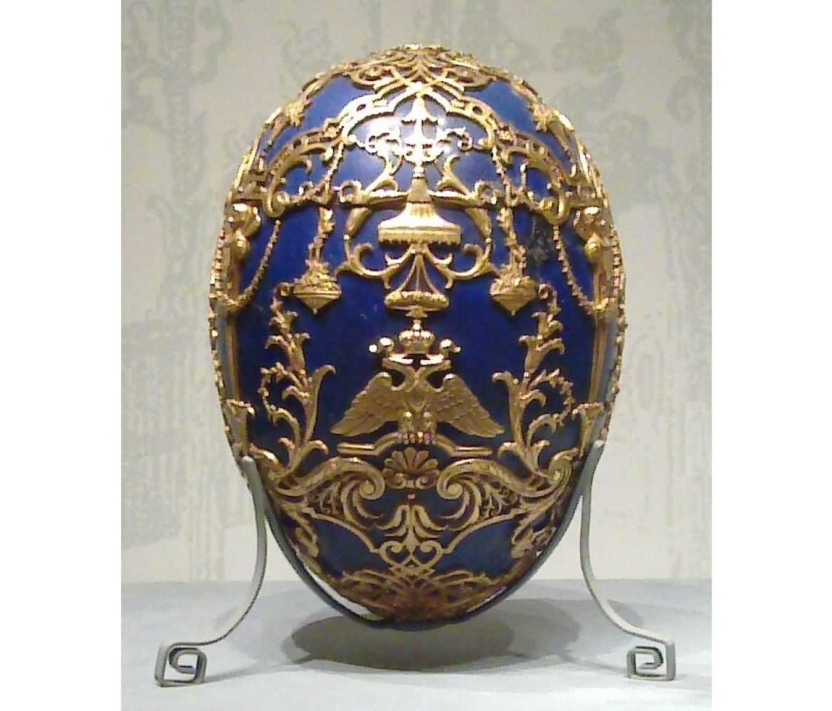 Tsarevich, Faberge Egg from Russia
