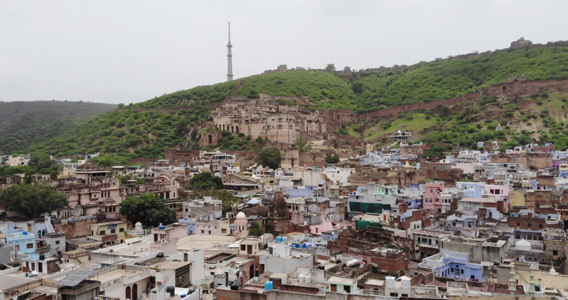 The city of Bundi