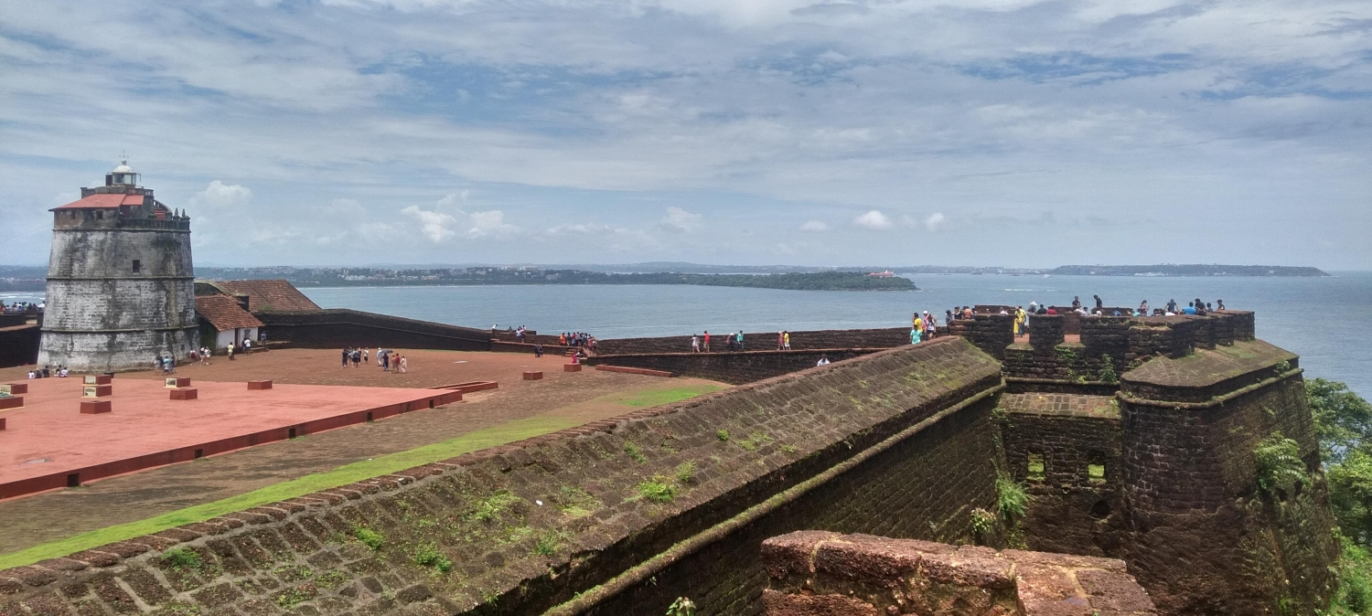 Image result for Fort Aguada