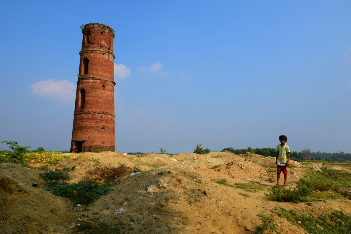 Semaphore Tower, Arrarah-Bankura