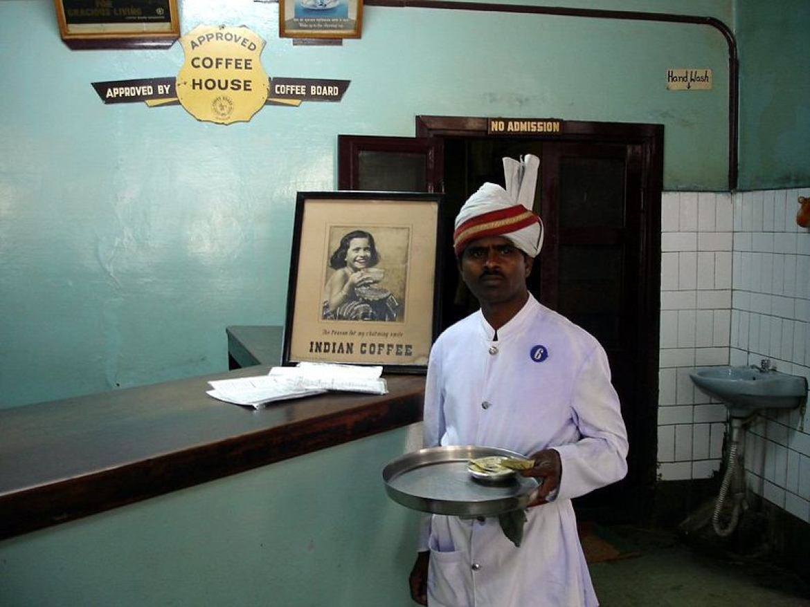 India Coffee House, Bangalore