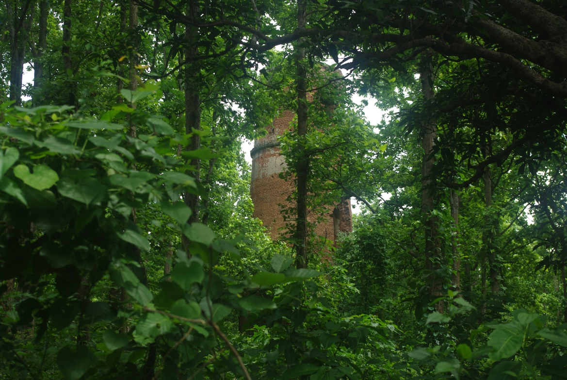 Semaphore Tower, Tantipukur Jungle-Bankura