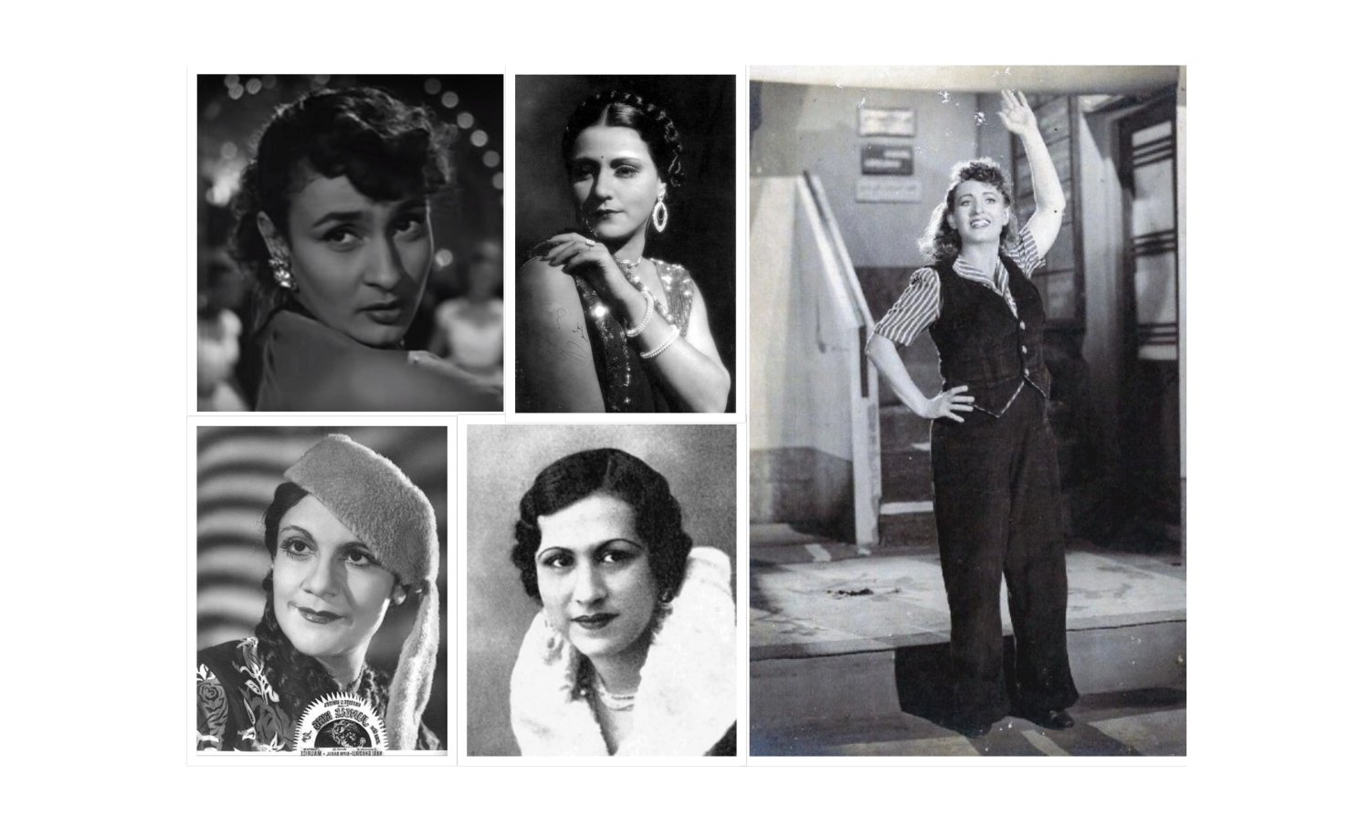 The First Ladies of Indian Cinema