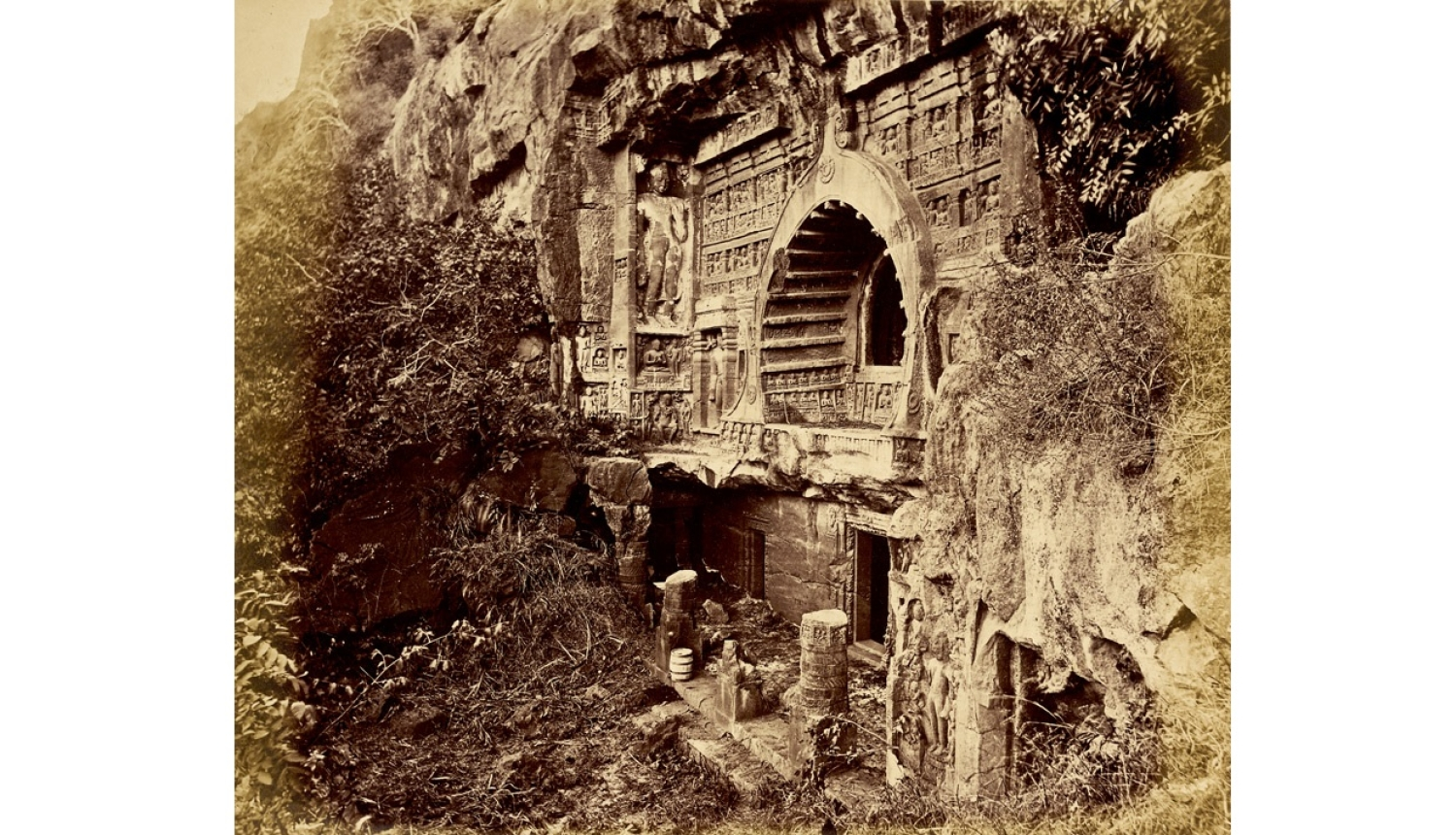 How Ajanta Caves Were Rediscovered