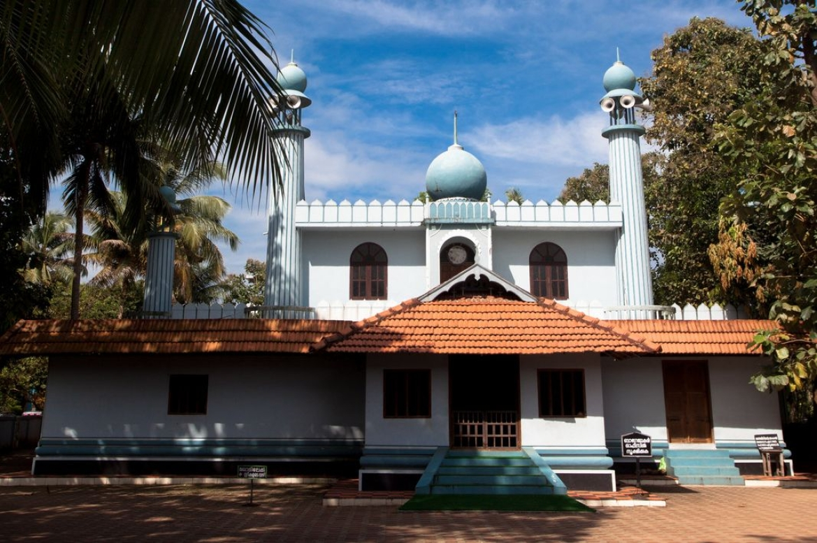 Cheraman Juma Mosque as seen today