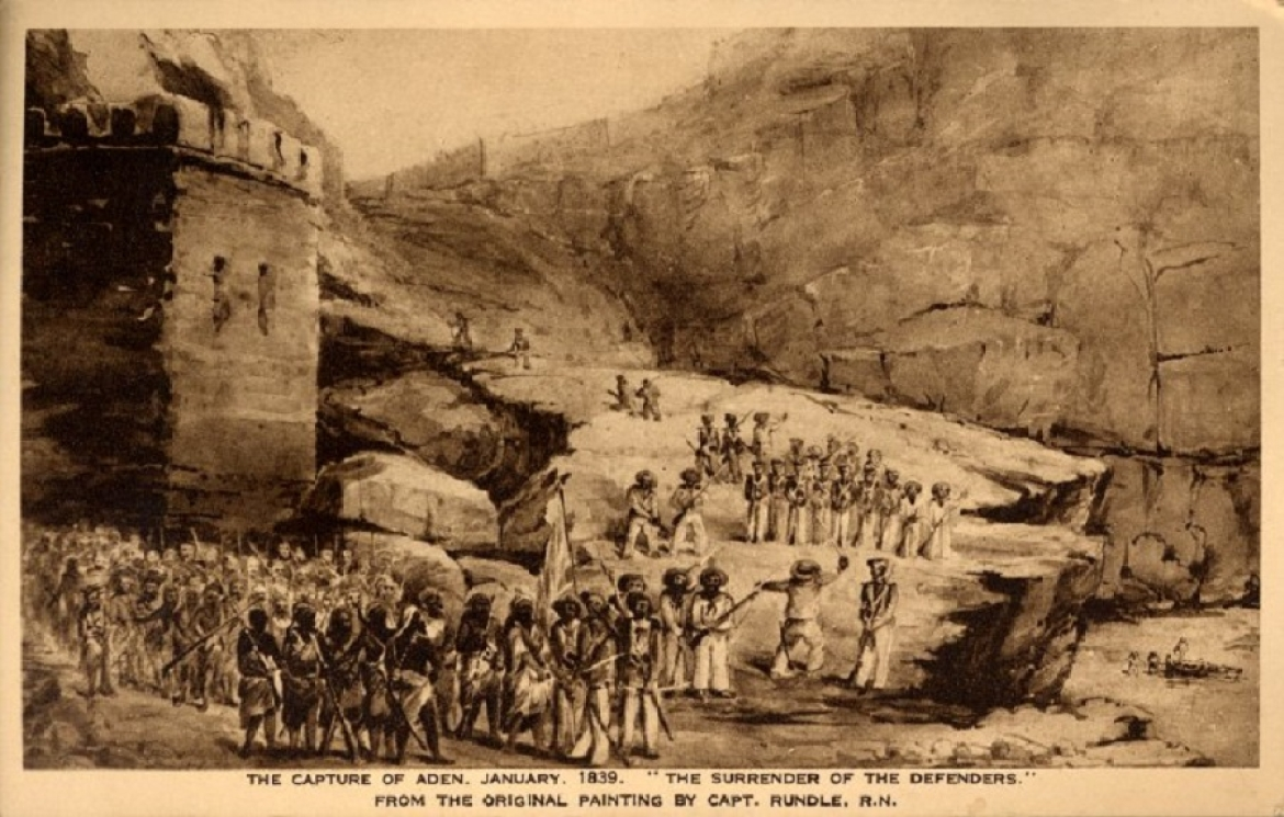Capture of Aden, 1839