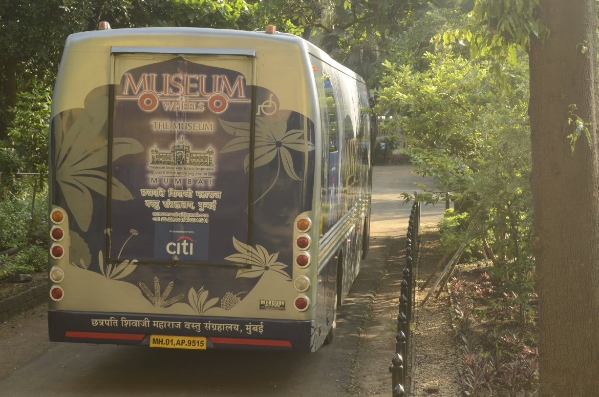 CSMVS Museum on Wheels