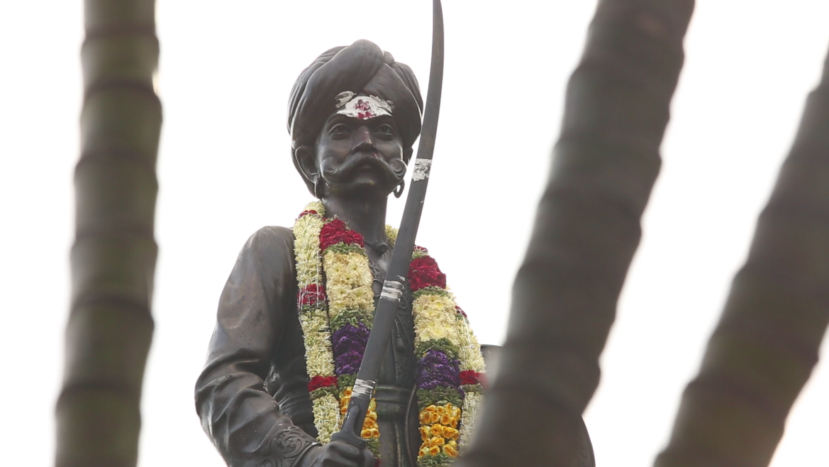 Statue of Kempe Gowda