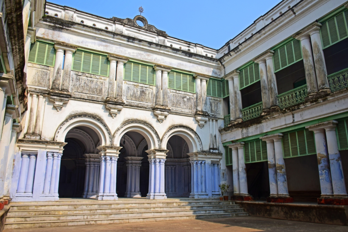 The Thakurdalan of the Gaine family residential house