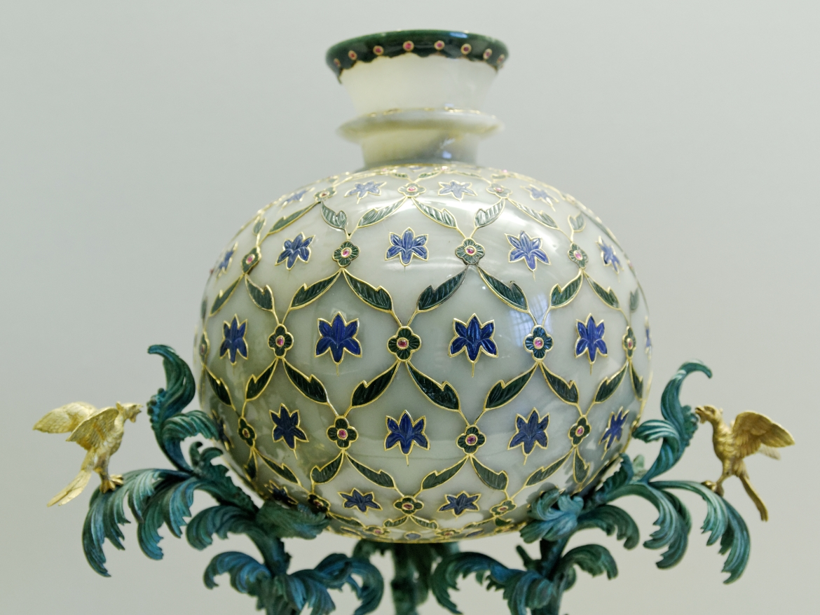 <i>Hookah </i>bowl, 16th-17th century CE