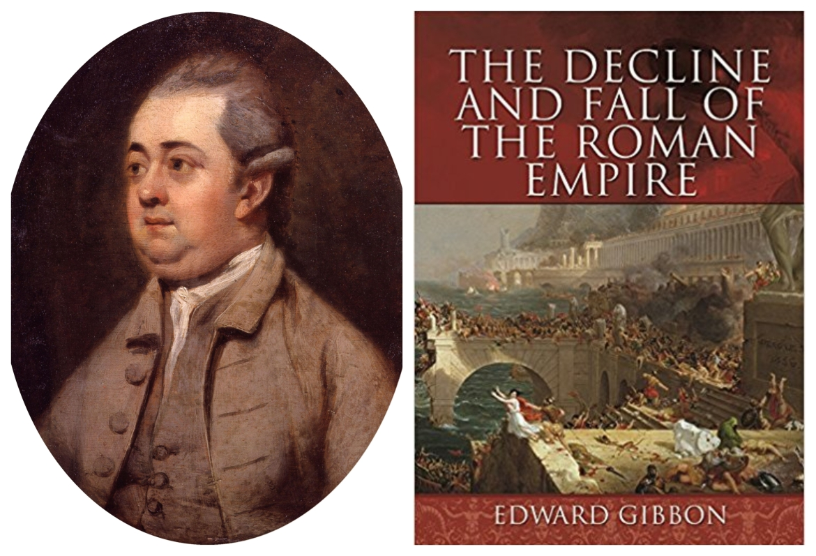 Edward Gibbon and his book