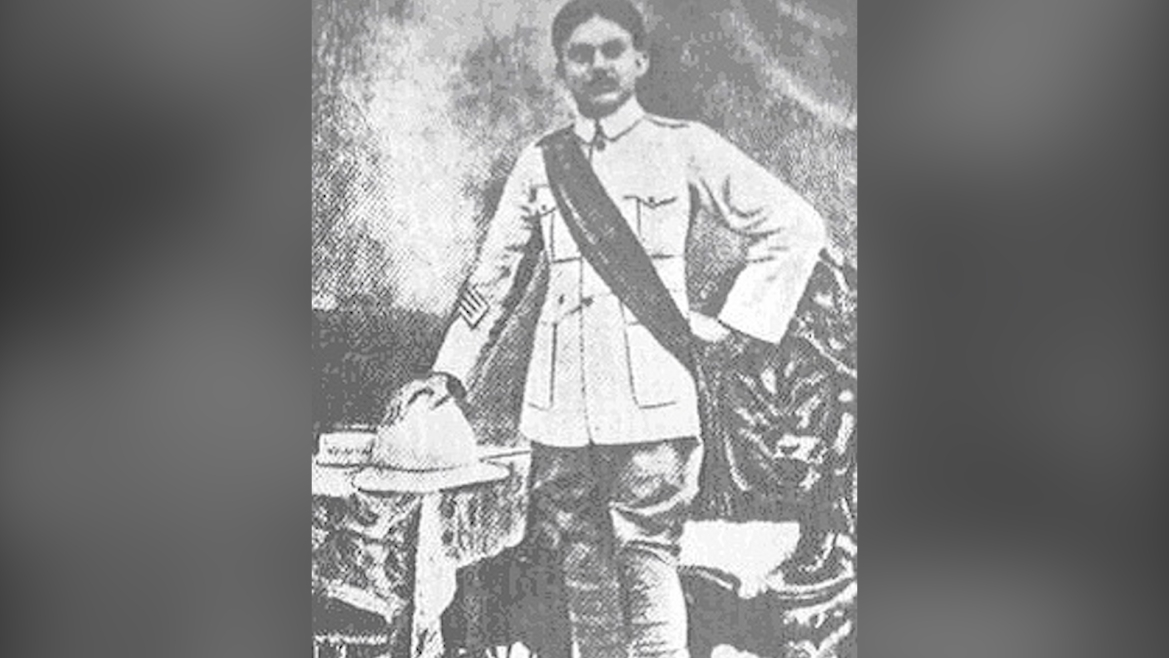 Nazrul in the British Army