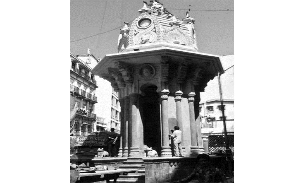 Keshavji Naik Fountain