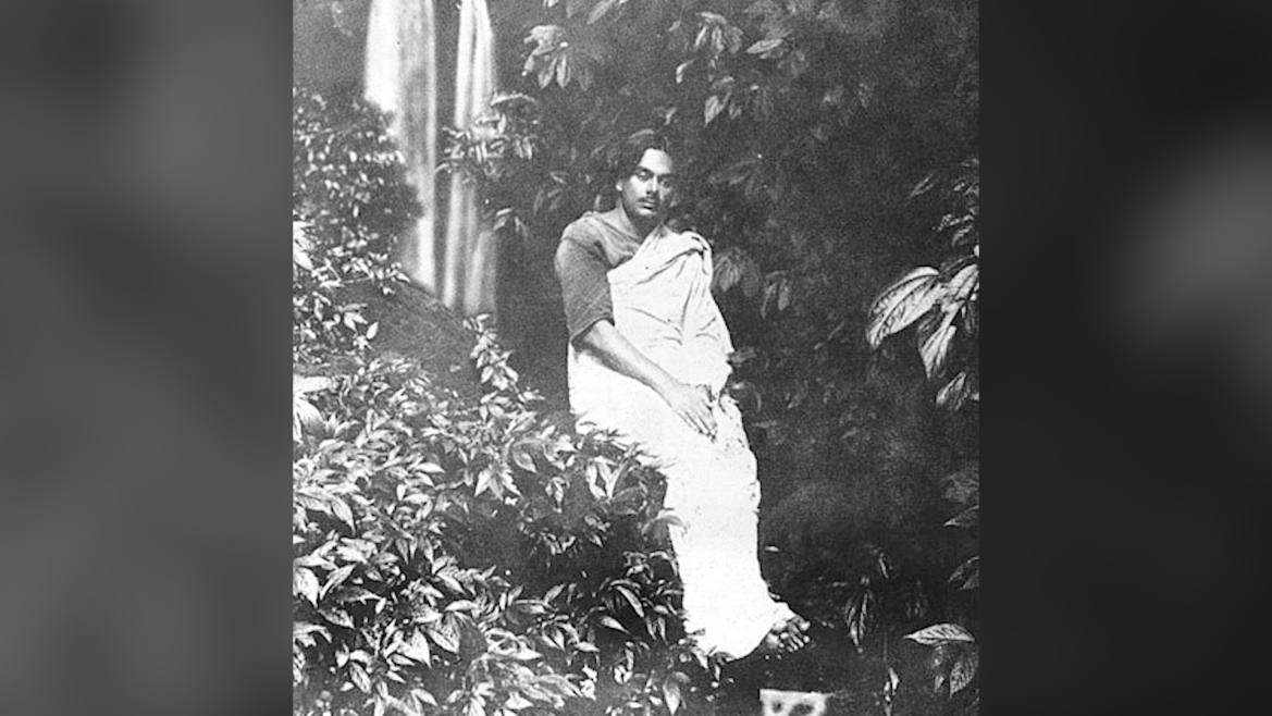 Nazrul at Sitakunda
